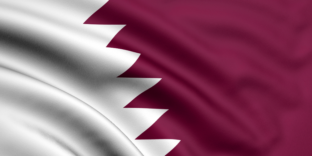 drapeau du qatar