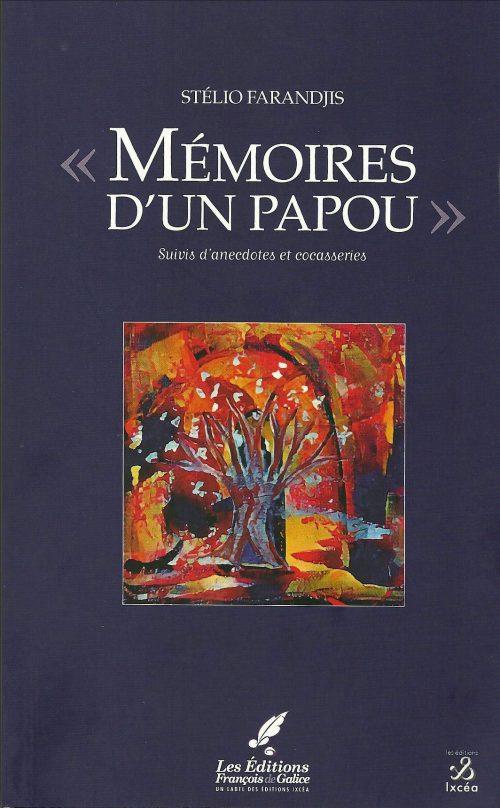 MÉMOIRE D'UN PAPOU